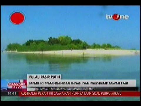 Polewali Mandar Gonda Mangrove Coral Park Youtube Pantai Kab