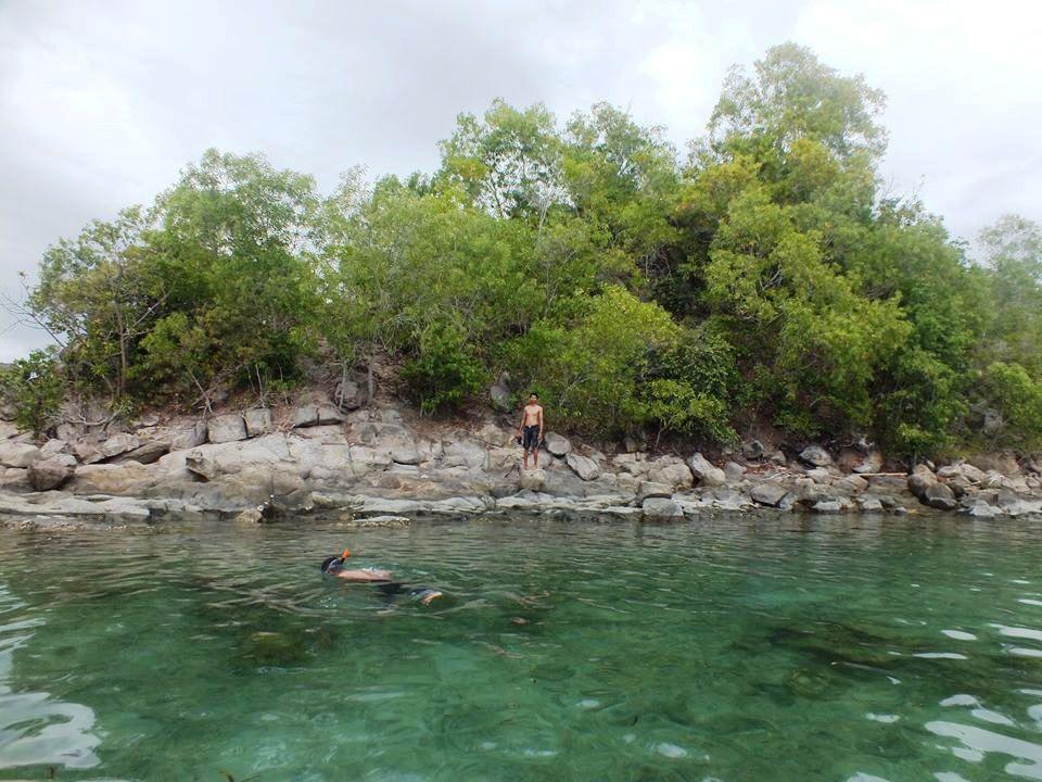 Pulau Landea Belitung Versi Mini Milik Polewali Mandar Blog Kompa