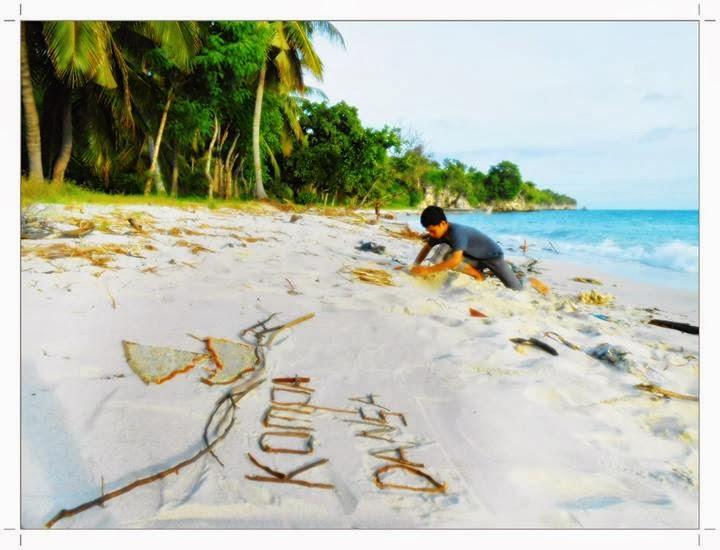 Bermain Pantai Palippis Blog Kompa Dansa Mandar Labuang Kab Polewali