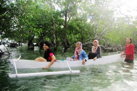 Hutan Bakau Eksotis Gonda Sulawesi Barat Ruangkata Wisata Bahari Campalagian