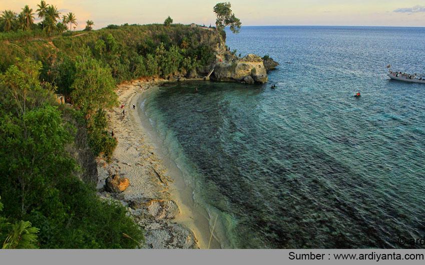 Jelajahpulau Sulawesi Barat Pantai Labuang Kab Polewali Mandar