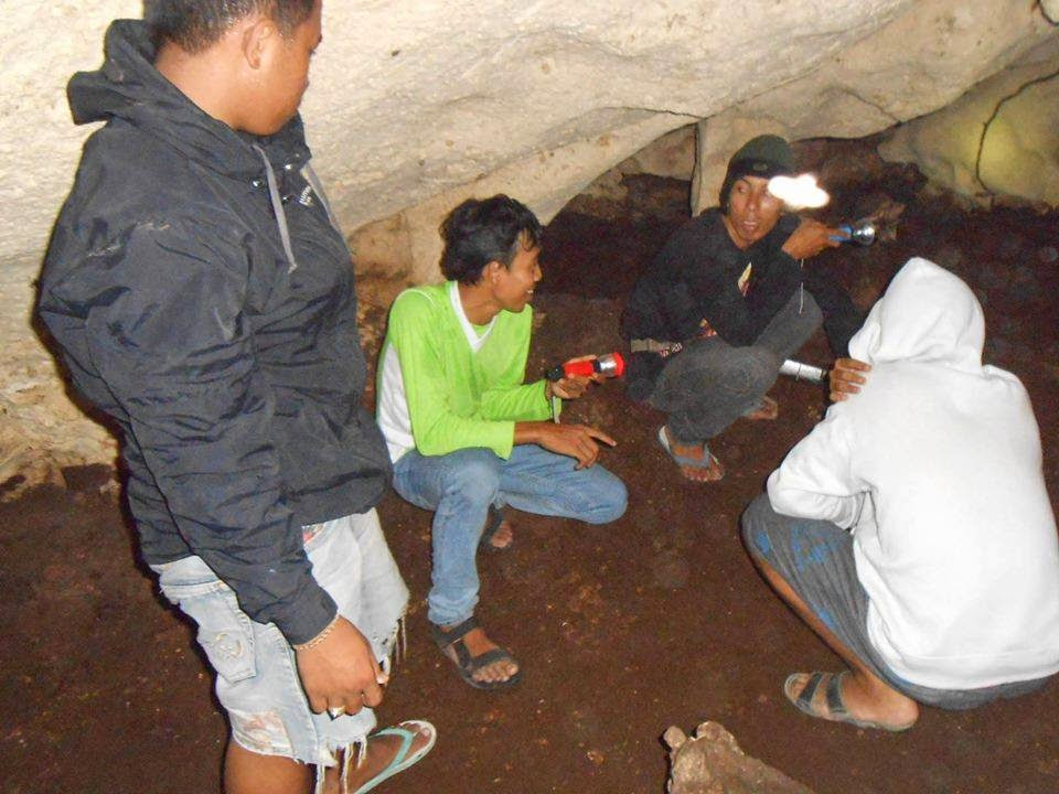 Kdm Wilayah Polman Caving Jelajah Gua Batas Balanipa Member Pantai