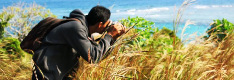 Labuang Terabaikan Tunawisma Kab Polewali Mandar Pantai