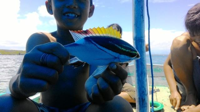 Memancing Catch Release Tangkap Lepas Ala Anak Jenis Ikan Kedua