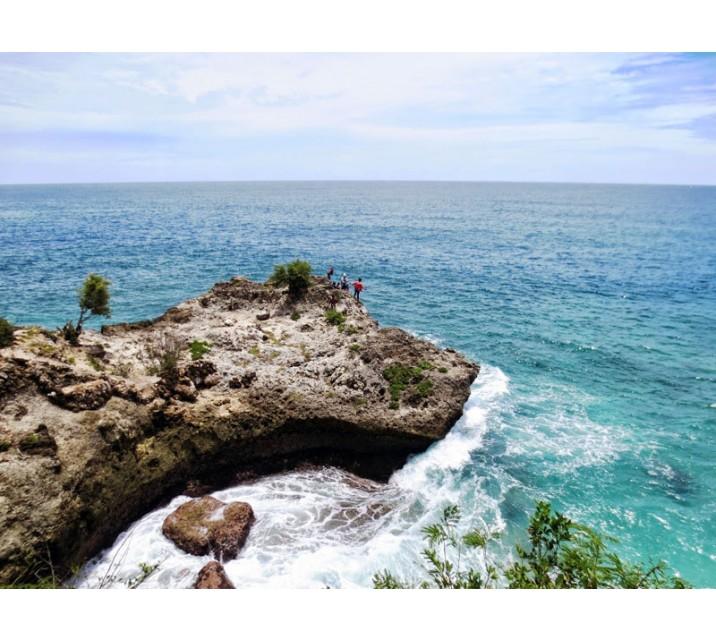 Pantai Dato Majene Surga Tersembunyi Sulawesi Labuang Kab Polewali Mandar