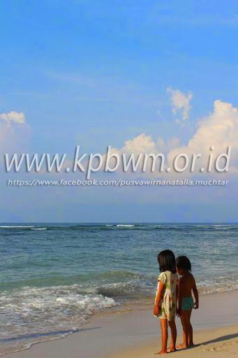 Pantai Palippis Sempurna Wisata Keluarga Polman Labuang Kab Polewali Mandar