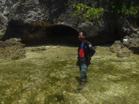 Publik Sulbar Lensadesamandar Pantai Labuang Gonda Mangrove Park Kab Polewali