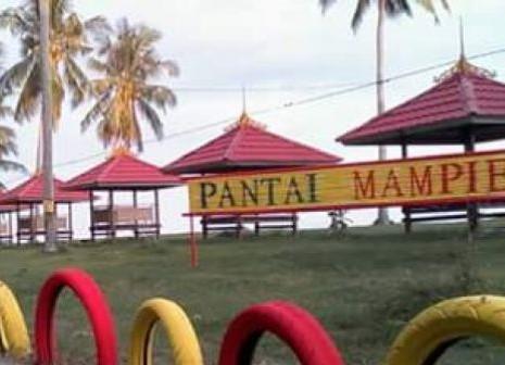 Tempat Wisata Sulawesi Barat Tempatwisataunik Pantai Mampie Terletak Kecamatan Wonomulyo