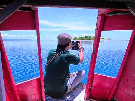 Travelplusindonesia Naik Taksi Laut Keliling 7 Pulau Polewali Mandar Kabupaten