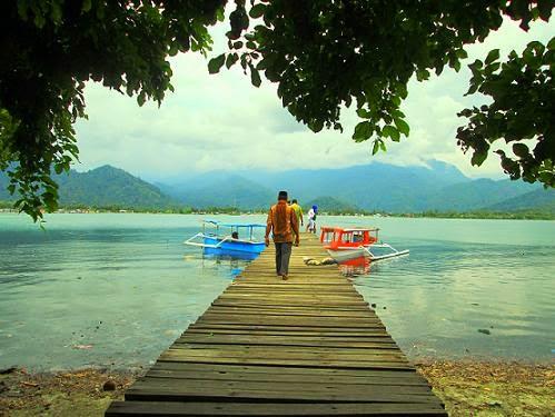 Travelplusindonesia Naik Taksi Laut Keliling 7 Pulau Polewali Mandar Sabtu