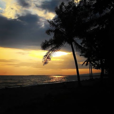 5 Tempat Wisata Pantai Menarik Sulawesi Barat Objek Mampie Berlokasi
