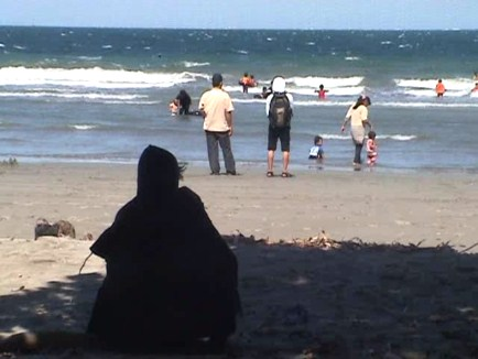 Jejak Biroe Pantai Mampie Eksotisme Polewali Mandar Susana Kab