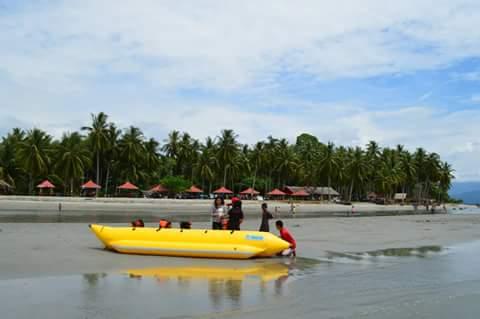 Nikmatnya Berkunjung Pantai Mampie Polman Coba Kab Polewali Mandar