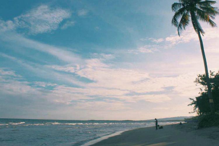 Otonomi Cantiknya Mampie Pantai Indah Tersembunyi Sulawesi Barat Kab Polewali
