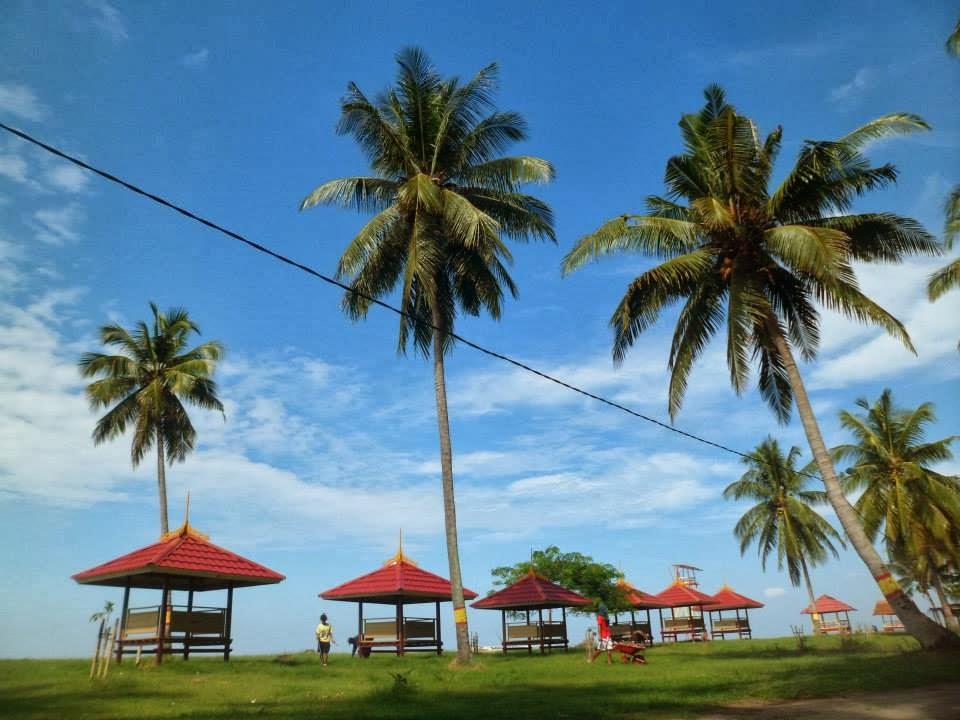 Pantai Mampie Jadi Idaman Mungkin Obyek Wisata Terkenal Kebersihan Kesejukan