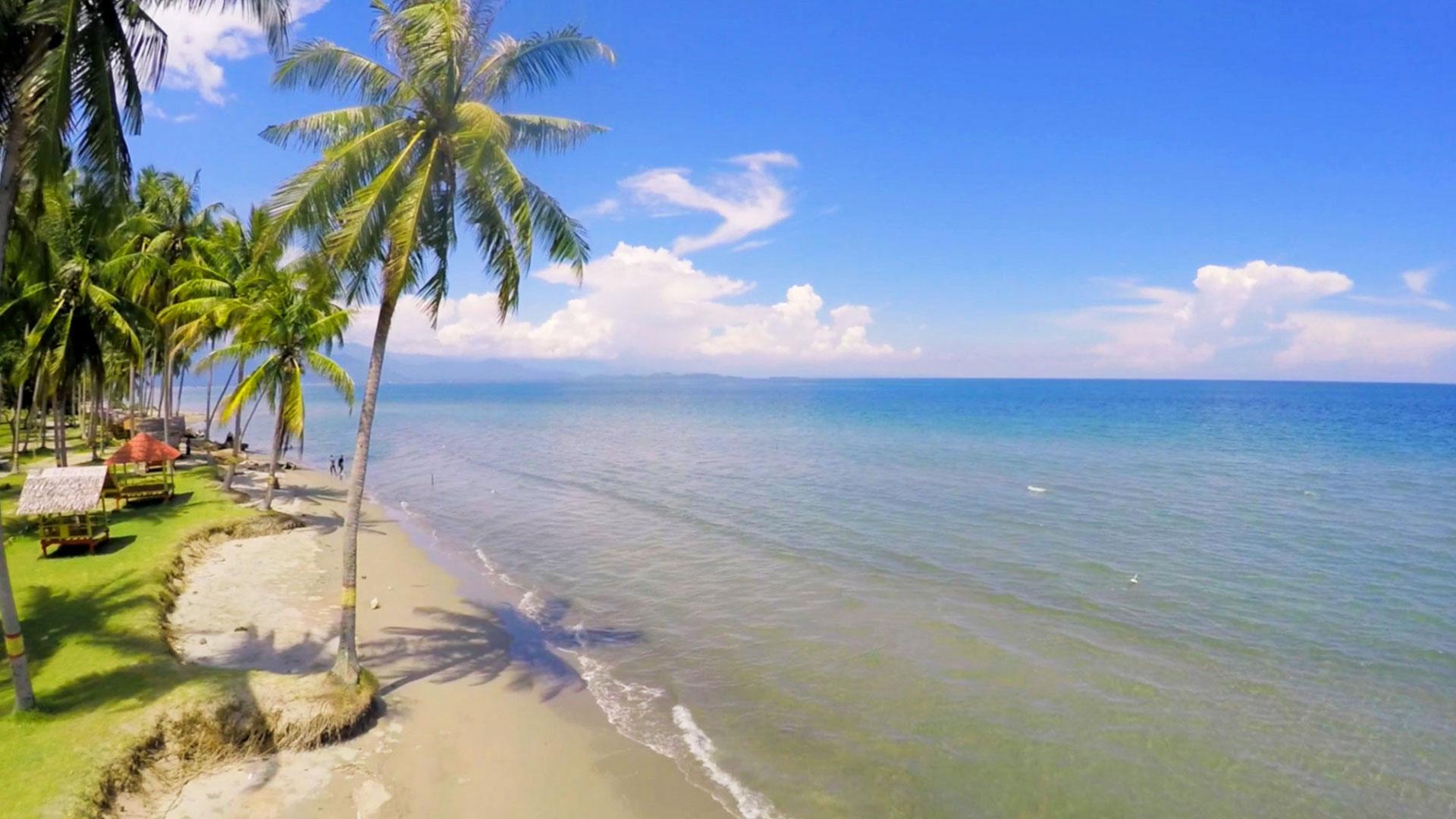 Pantai Mampie Surga Kecil Sulawesi Barat Sportourism Kab Polewali Mandar