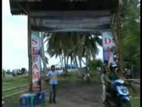 Pesona Pantai Mampie Wmv Youtube Kab Polewali Mandar
