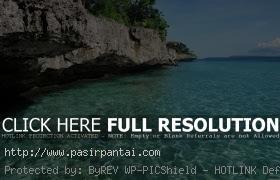 Air Jernih Pantai Palippis Pasirpantai Sulawesi Barat Polewali Mandar Kab