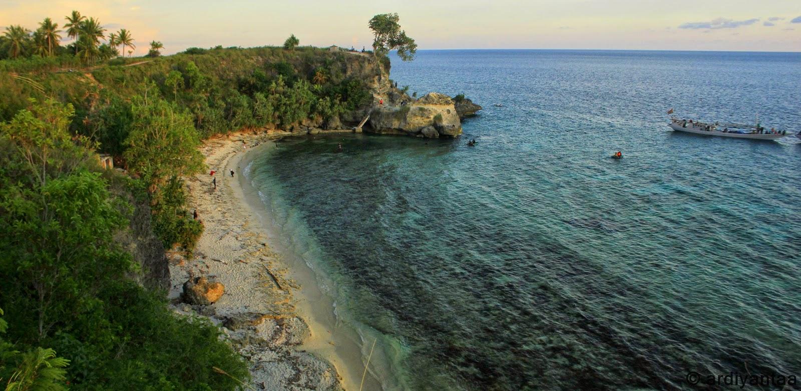 Catatan Pinky Peranan Pariwisata Mendorong Pertumbuhan Ekonomi Pantai Palippis Kab