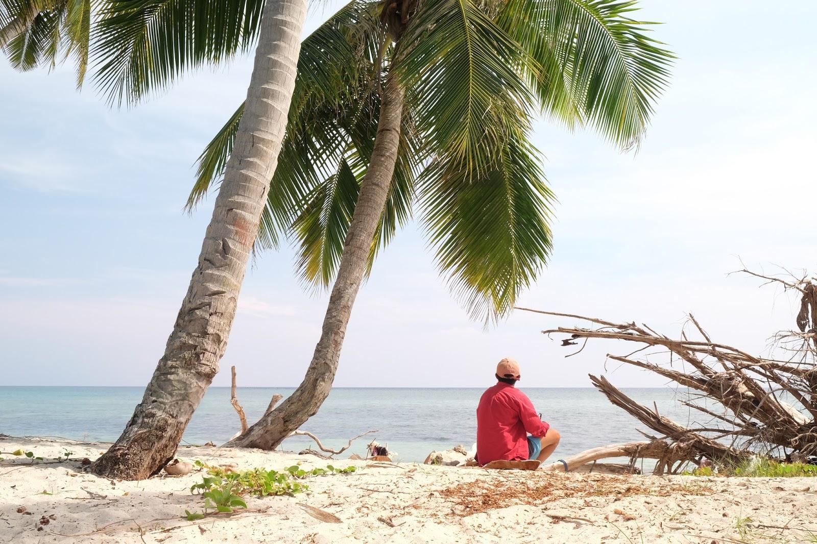 Pantai Palippis Keren Sulbar Mulai Tenar Kembali Sulawesi Kab Polewali