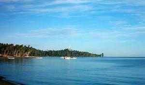 Pantai Palippis Wisata Sulawesi Kidnesiacom Kab Polewali Mandar
