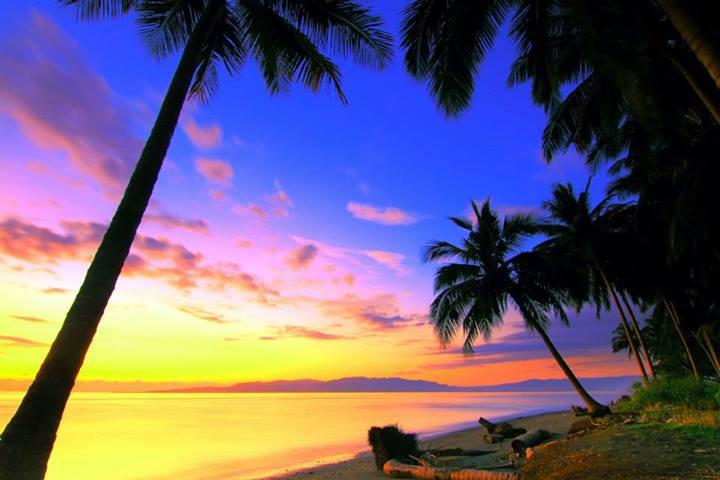 Potret Keindahan Pantai Mekkatta Kabupaten Majene Jelajah Nyiur Malunda Palippis