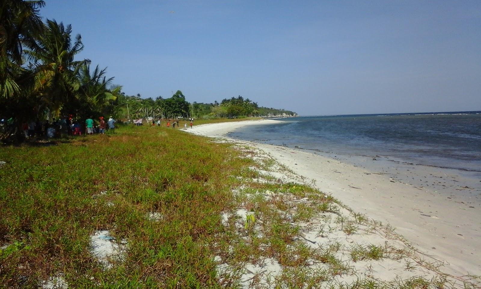 Sulawesi Barat Polman Radi Explorer Pantai Palippis Berada Desa Bala