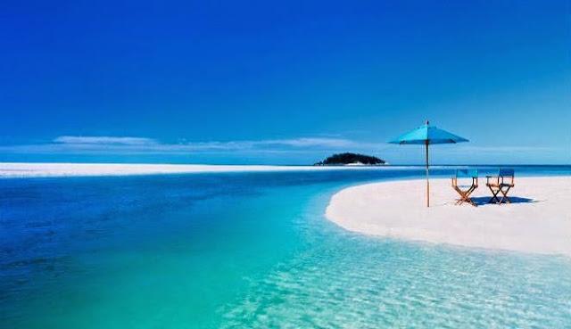 Wisata Sulawesi Barat Colour Indonesia Pantai Palippis Kab Polewali Mandar