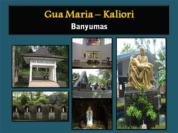 Adventure Paket Wisata Ziarah Gua Maria Kaliori Fatima Kab Ponorogo