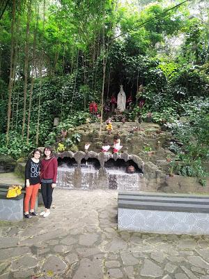 Berbagi Mimpi Cerita Kehidupan Gua Maria Karmel Lembang Terdapat Biara