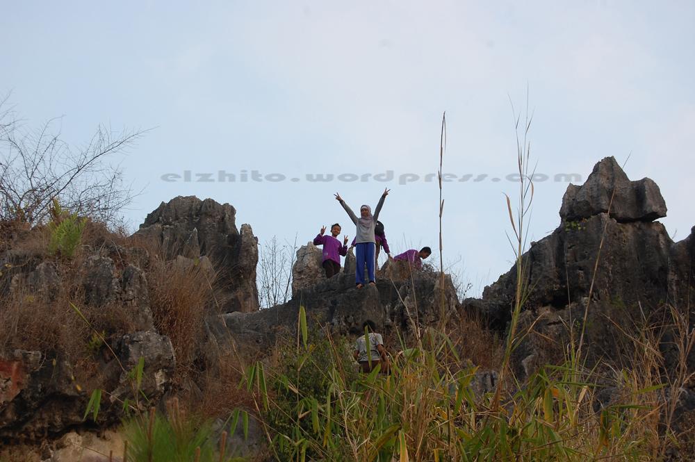Desa Klepu Hangudi Anggayuh Lelakuning Becik Share Gua Maria Fatima