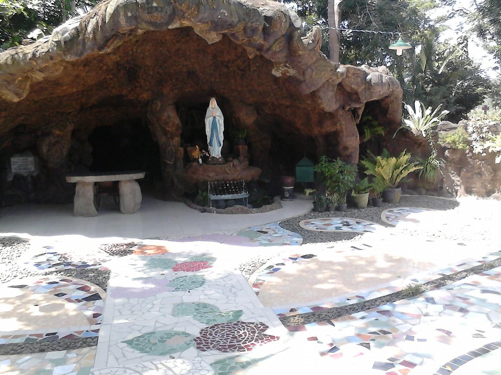 Gua Maria Bunda Pemersatu Sebuah Catatan Petualangan Tengklik Fatima Kab