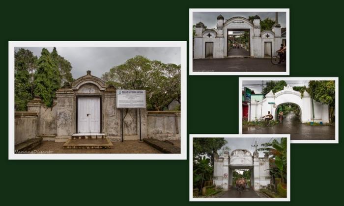 Bernostalgia Kota Ponorogo Oleh Nanang Diyanto Kompasiana 1423982737940320368 Masjid Agung