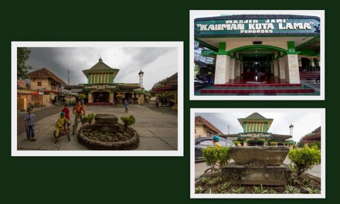 Bernostalgia Kota Ponorogo Oleh Nanang Diyanto Kompasiana 1424088196741275247 Masjid Kauman