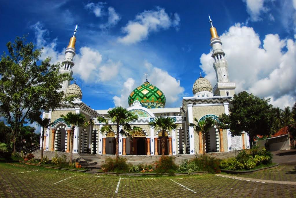 Blog Foto 3 Masjid Agung Darul Falah Pacitan Kota Kab