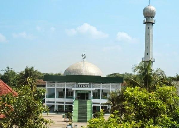 Blog Foto 3 Masjid Jami Gontor Ponorogo Pondok Modern Darussalam