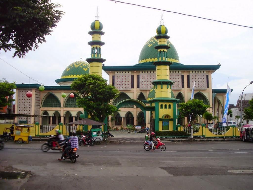 Blog Foto 3 Masjid Jamik Kota Batu Agung Kab Ponorogo