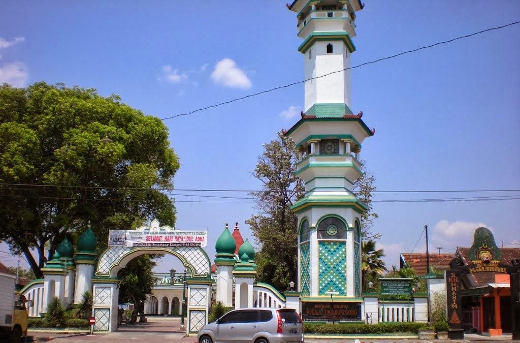 Firdausy Paradise Panorama Eksotis Alun Kota Ponorogo Tatanan Sebagai Pusat
