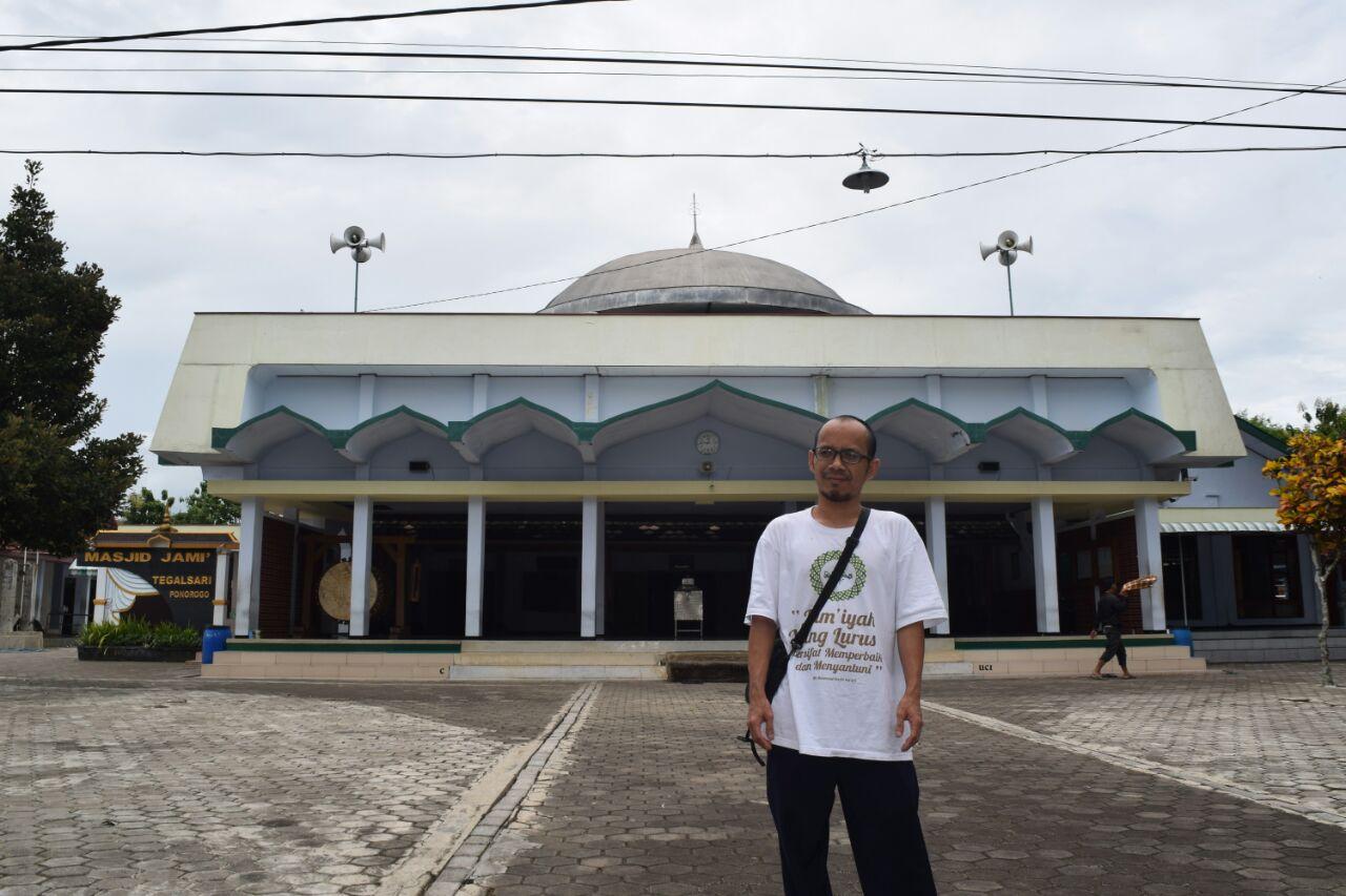 Fr Masjid Tegalsari Ponorogo Fyi Tempat Petilasannya Lokasinya Terpisah Area