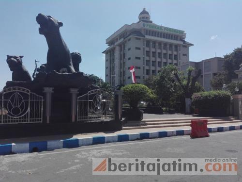 Gedung 8 Lantai Pemkab Ponorogo Cikal Bakal Megah Jatim Masjid