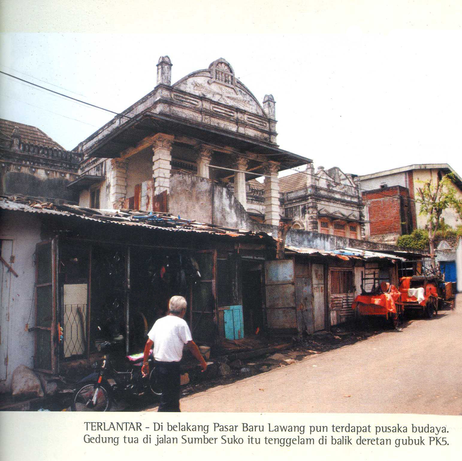 Kota Lawang Malang Pusaka Jawatimuran Walau Bukan Ibukota Kabupaten Bisa