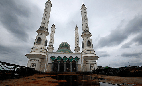 Kubah Masjid Page 9 Kontraktor Agung Nurul Ikhlas Cilegon Kota