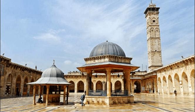 Kubah Masjid Page 9 Kontraktor Agung Umayyah Aleppo Kota Kab