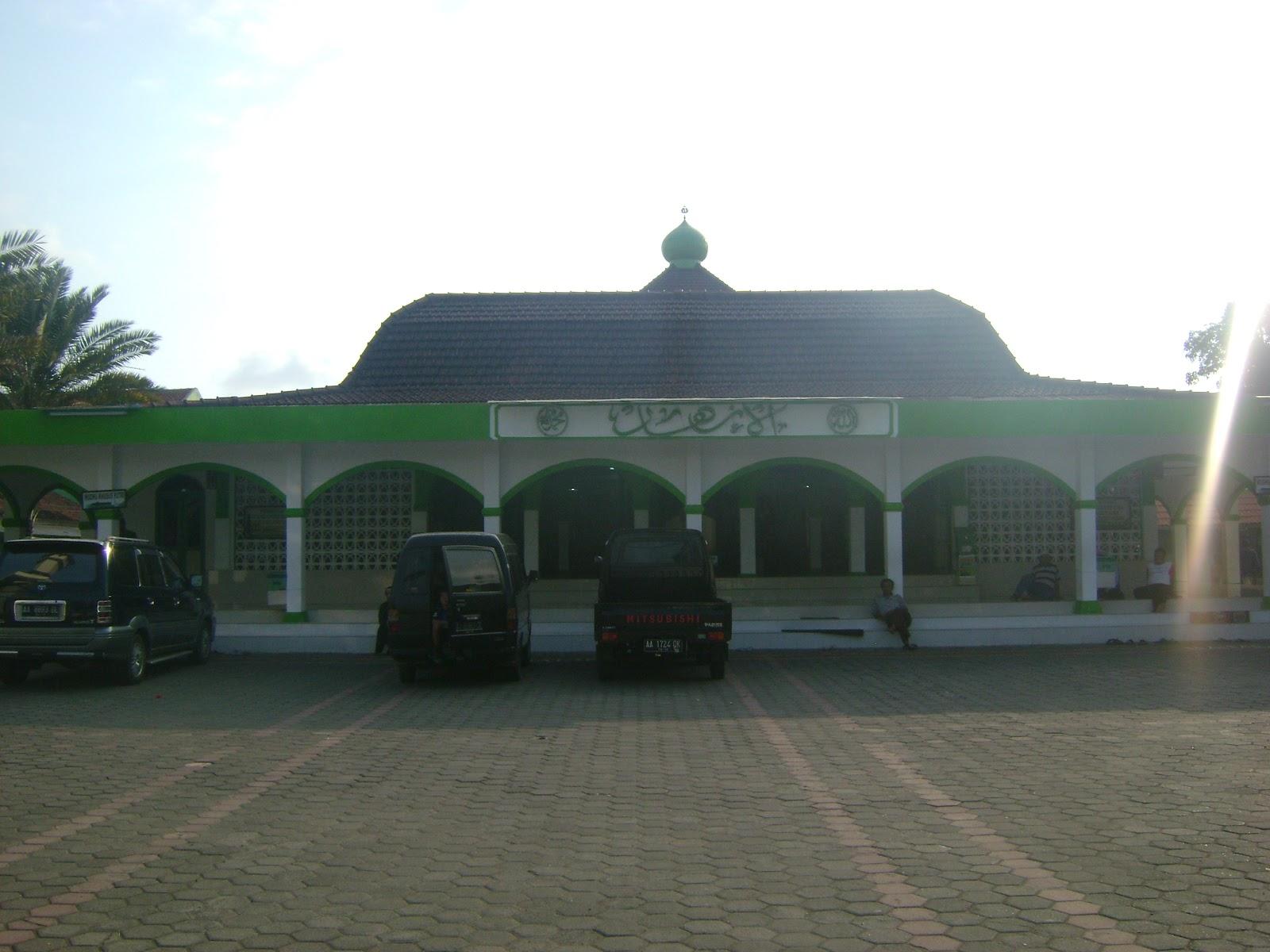 Masjid Agung Al Izhaar Kutoarjo Kekunaan Dibangun 16 September 1887