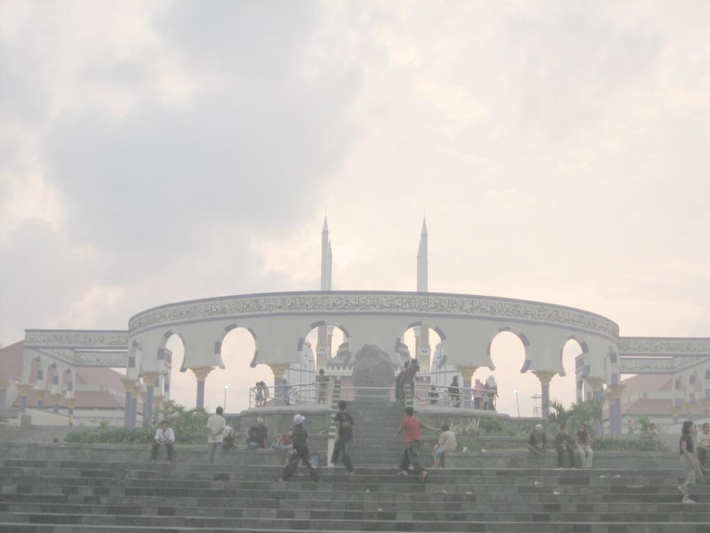 Masjid Agung Jawa Tengah Coretanpetualang Blog Berbagi Kota Kab Ponorogo
