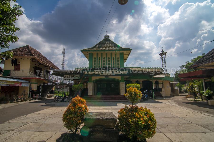 Masjid Agung Kota Kutho Wetan Ponorogo Www Asliponorogo Kab