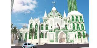 Masjid Agung Kota Tebing Tinggi Daftar Nama Indonesia Alamat Jln