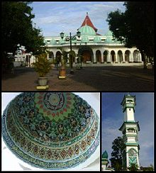 Masjid Agung Ponorogo Wikipedia Bahasa Indonesia Ensiklopedia Bebas Kota Kab
