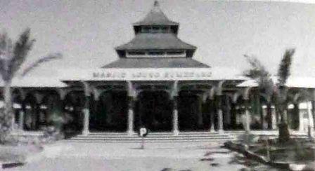 Masjid Agung Sumedang Wisata Sejarah Indonesia Kota Kab Ponorogo