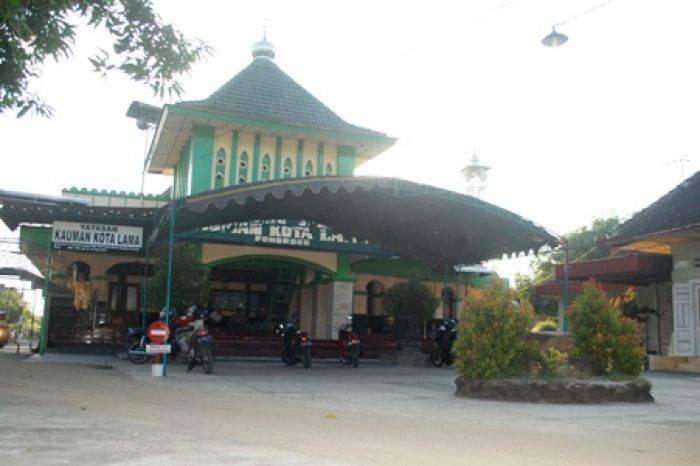 Masjid Kauman Kota Ponorogo Jejak Islam Jawa Bumi Wengker Agung
